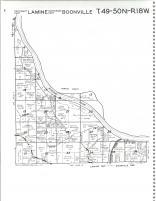 Map Image 002, Cooper County 1978